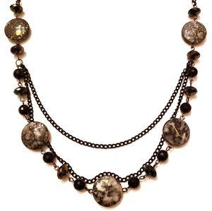 Layered Waterfall Necklace